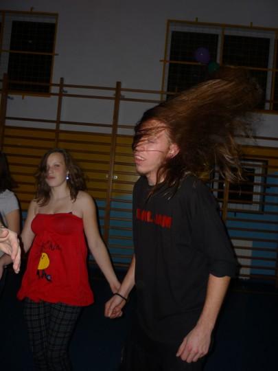 dobry taniec musi wyrażać emocje... :)
